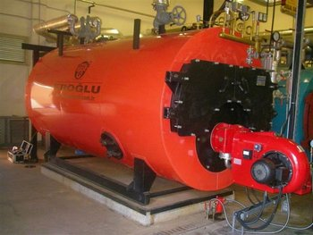 High Pressure Steam Boiler