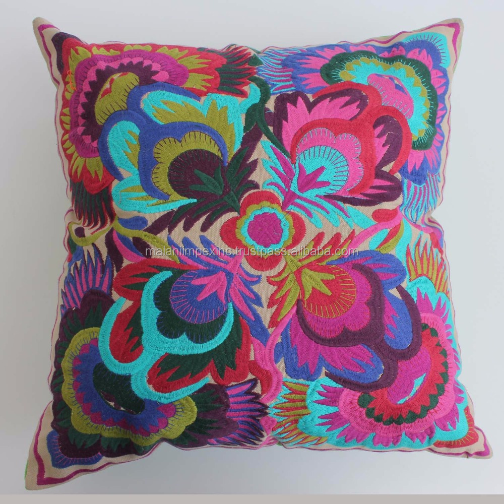 Malani Impex - Latest design colorful cushion View All Collection