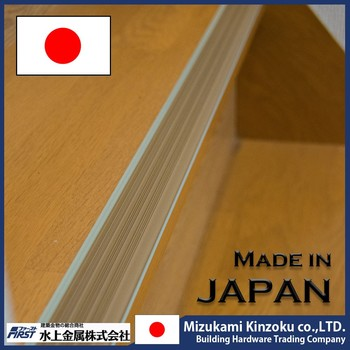 Safety Stair Nosing Strips For Stairs With Luminous Strip Made In Japan