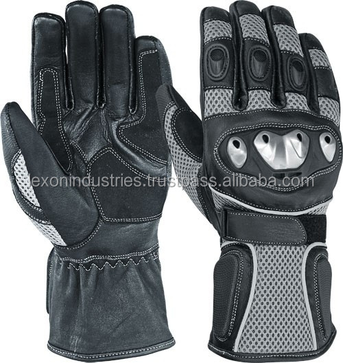 Motorcycle racing gloves/Biker gloves/Motorbike Leather
