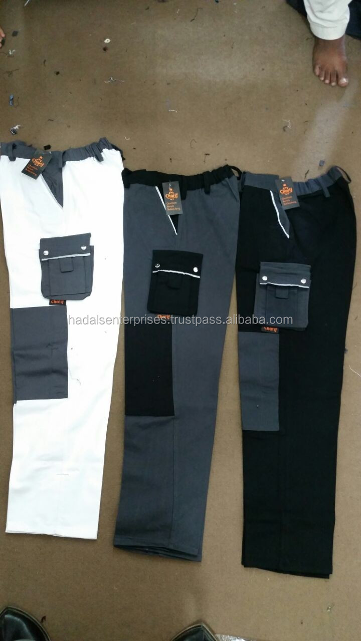 Work wear heavy duty pants