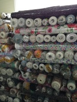 STOCK TEXTILE IN KOREA