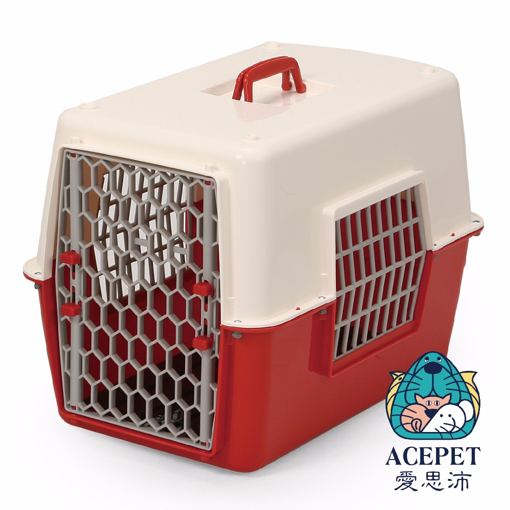 high qual new premium ventilation Pet Transport Box Small Animals Travel carrier cage