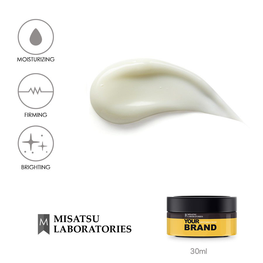 Private Label Best Natural Beauty Face Pearl Skin Anti Aging Wrinkle Moisturizing Whitening Facial Cream