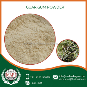 Fresh and Good Quality Guar Gum Powder for Sale