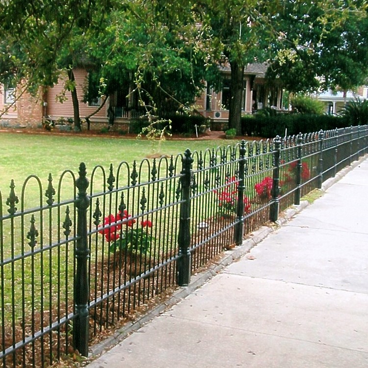 Used Wrought Iron Fencing For Garden Buy Used Wrought