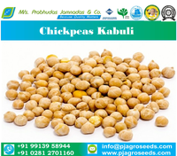Indian Chickpeas - Kabuli