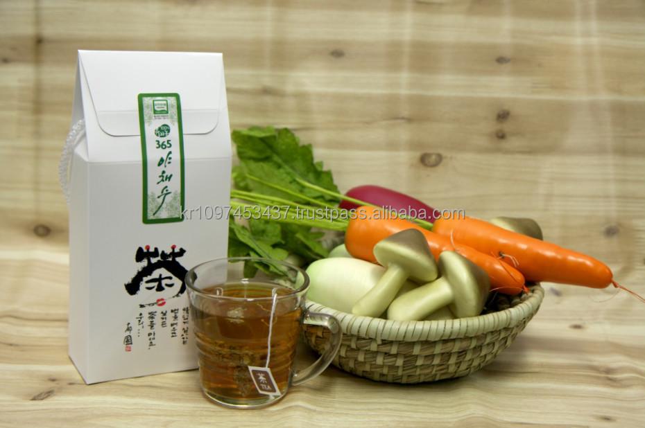 100% Organic 365 Vegetable Drink (mini Tea-bag),Korea,Tea,Fresh ...