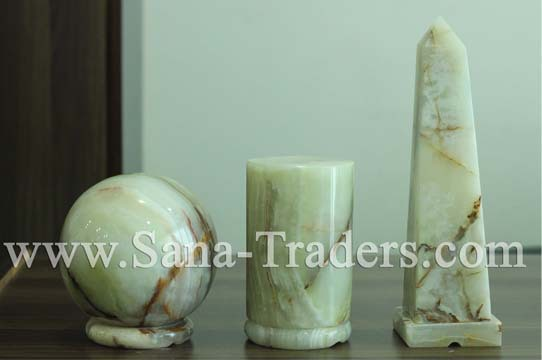 Marble Onyx Lamps / Marble Table Lamp / Handicrafts / Marble Ball ...