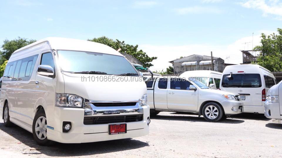Brand New 2014 Toyota Hiace Vip  Rhd  30diesel  Automatic