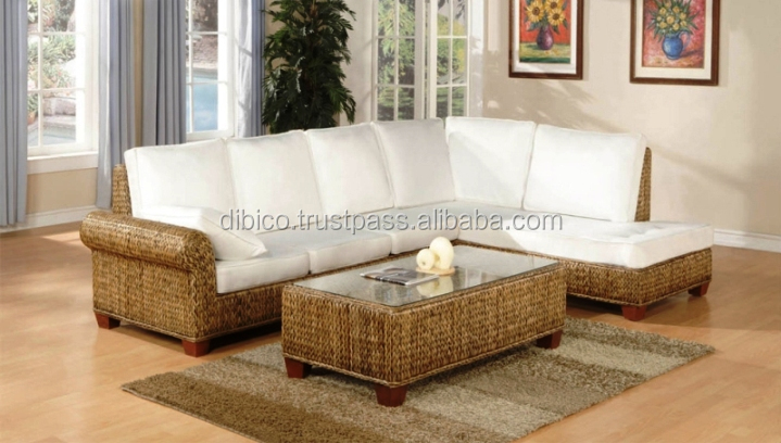 Lounge sofa rattan  Indoor Rattan Chaise Lounge Sofa Bed - Buy Indoor Poly Rattan Sofa ...