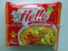 Hello Instant Noodle with Beef and Pickled Mustard Greens 82g