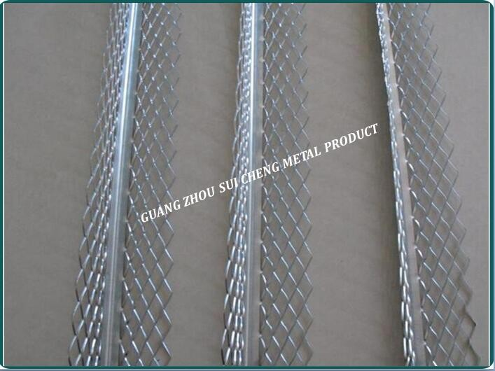 Stainless Steel Corner Bead : Corner dry wall angle bead metal for concrete