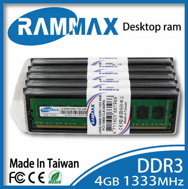 Best Price Desktop PC DDR3 Ram 4gb Lo Dimm 1333MHz PC3 10600 Ddr3