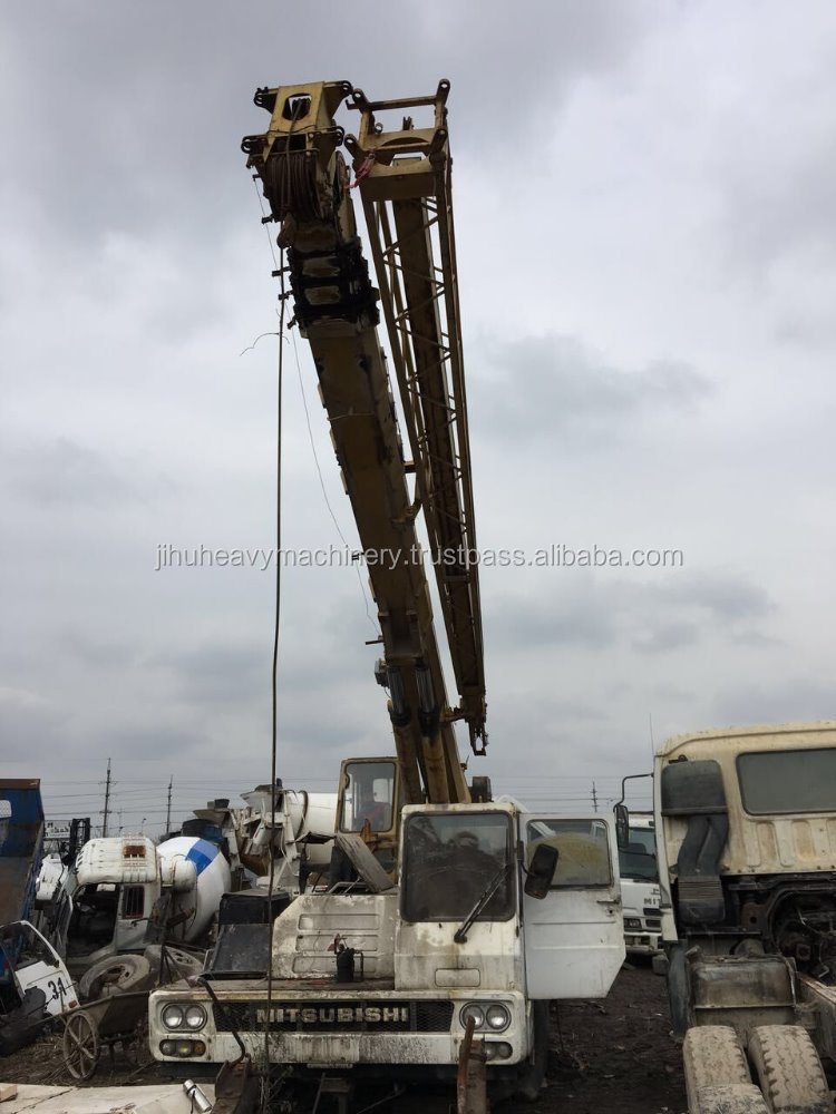 Used 50 ton Tadano truck crane GT-500E,TR500E the Japan original Tadano used truck crane 50 ton rough
