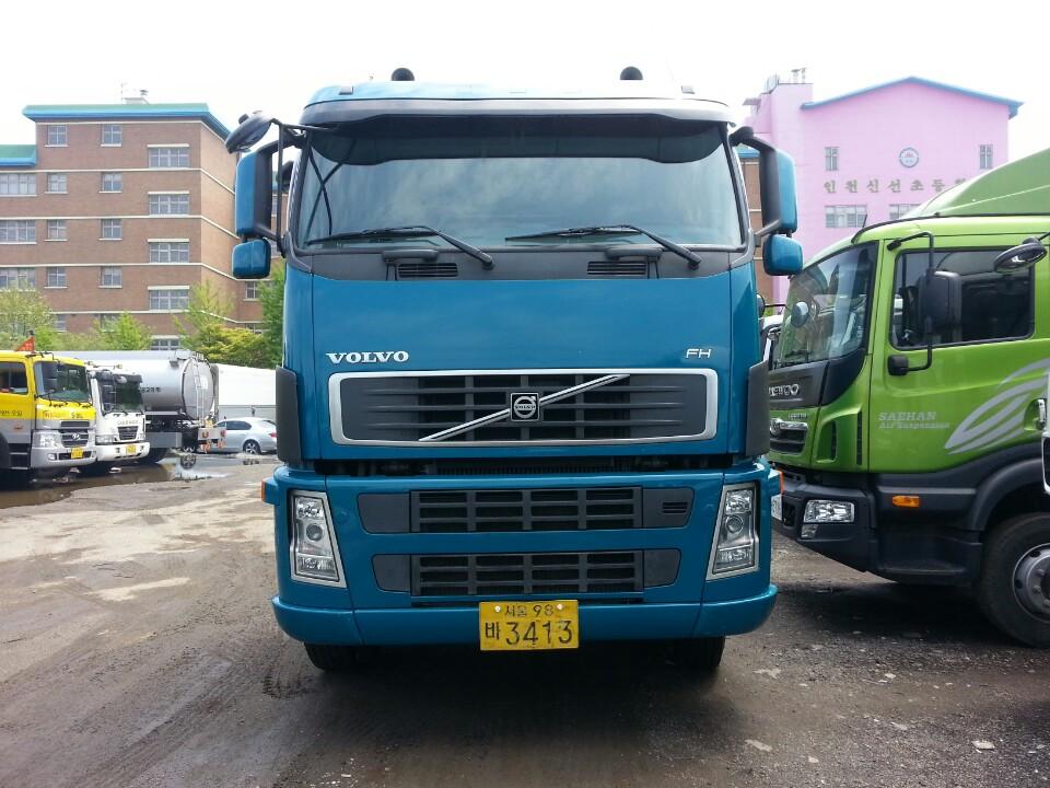 Volvo Tractor Head Truck Fh - Buy Volvo Tractor Head Truck Fh,Volvo Fh 460,Truck Volvo Fh12 420 ...