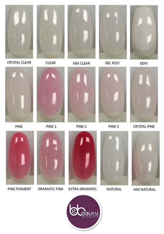 Natural Nail Acrylic Powder Made In Usa