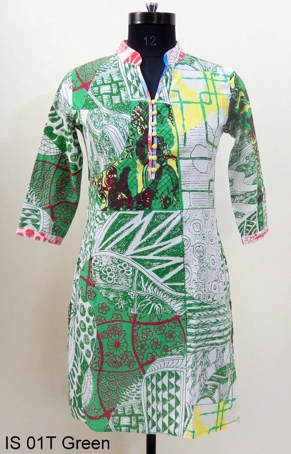 Latest Designer Kurtis,Latest Designer Long Top,Ladies Printed ...