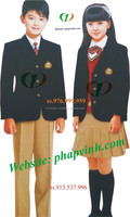 Hot sale school uniform polo shirts design custom embroidery logo multicolored polo shirts wholesale viet nam