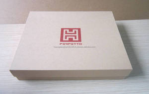 Manufacturer custom design high quality paper box with customer's logo printing for packaging