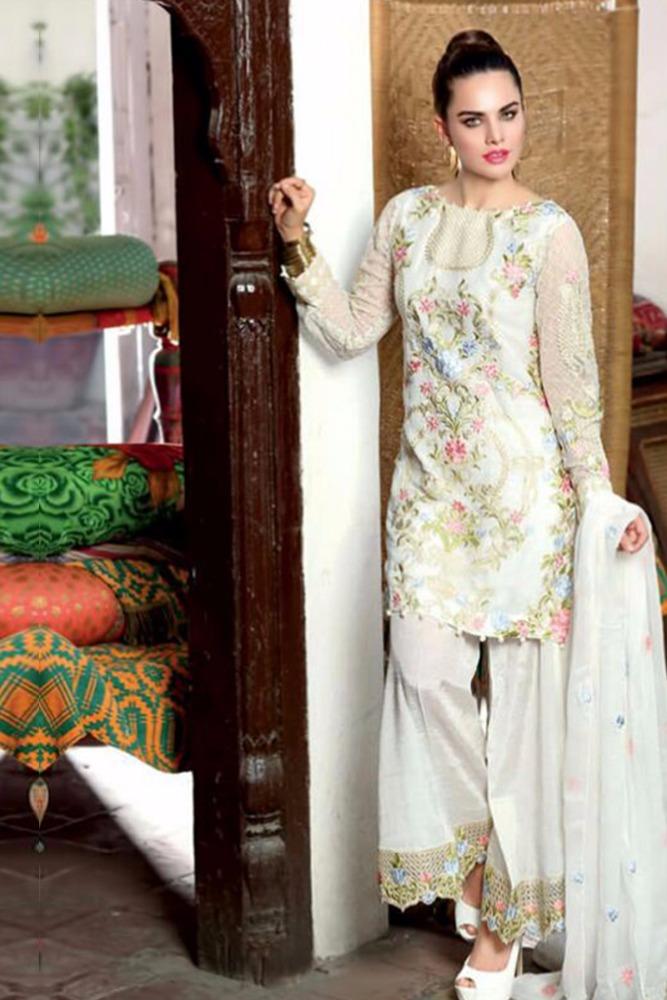 Semi & Unstitched Salwar Kameez Designs Pakistani Wholesale Salwar ...