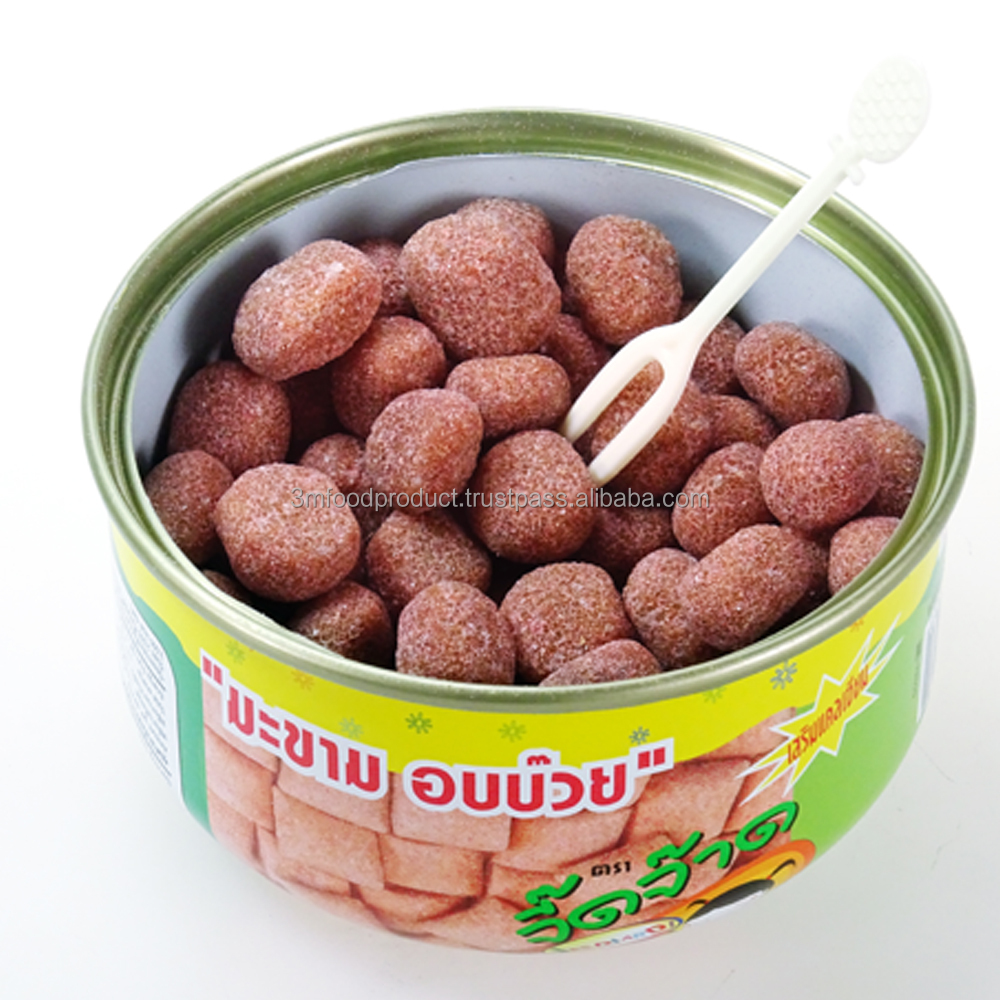Chewy Tamarind 75% Natural Premium Fruit Coated with Plum Powder Product from Thailand