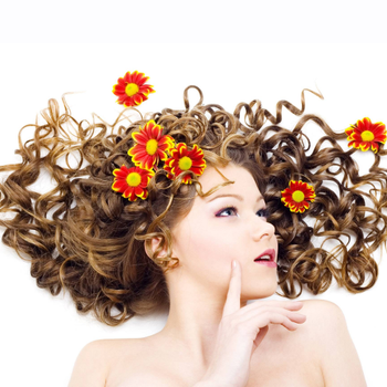 DRY DRY Balsam allow your hair gain a healthy shine