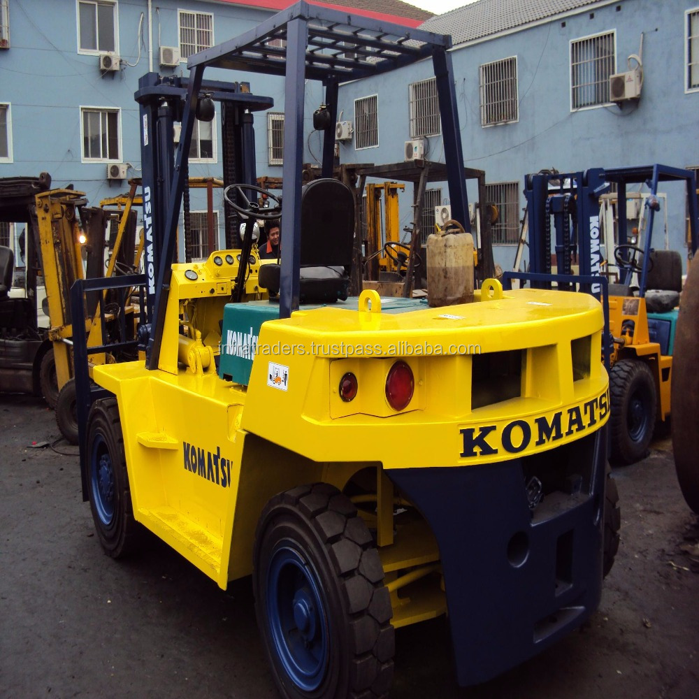 Manual Hydraulic Forklift5 Ton Forklift Priceforklift Battery Tcm Wiring Diagram Pricesused 7 7t 7ton Komatsu Truck Fd70 For Sale Buy 3