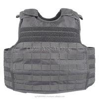 New Design Style Body Armor,High Quality Tactical Molle Bulletproof Vest made with Kevlar material suit to Police,special force