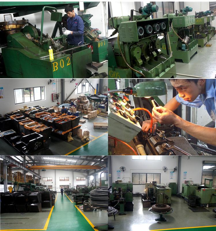 Dibuat di Cina stainless steel hex baut 304 stainless steel hex baut hex baut berkualitas baik grosir, membeli, produsen