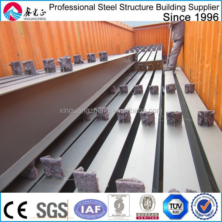 prefab high quality steel structure warehouse saudi arabia