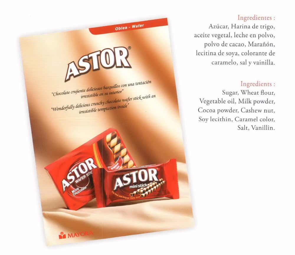 Astor Biscuit - Buy Assorted Biscuits,Cookies,Wafer Product on ...