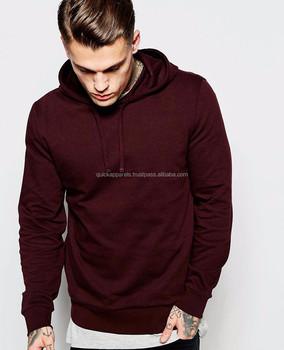 7da5fdaa All Men Pullover Hoodie In Burgundy Hoodies & Sweatshirts - Buy ...