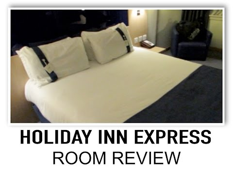 HOLIDAY INN EXPRESS / ROOM TOUR