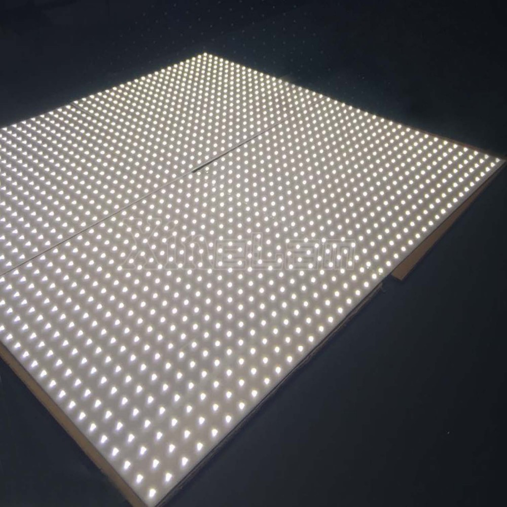 Ip65 Rgb 30x30 Led Panel 12v Led Plate For Bathroom Light
