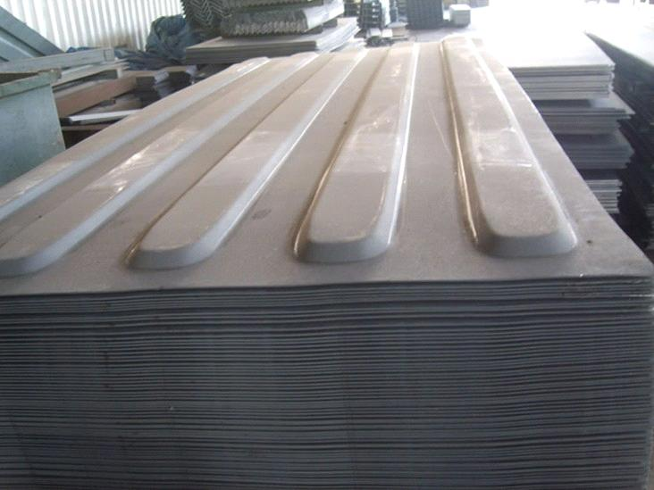 3 4 5 Corrugated Thickness 2mm Container Roof Panel