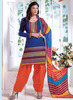 Indian punjabi suits - Cheap price patiala salwar suits - Ready made patiala salwar kameez
