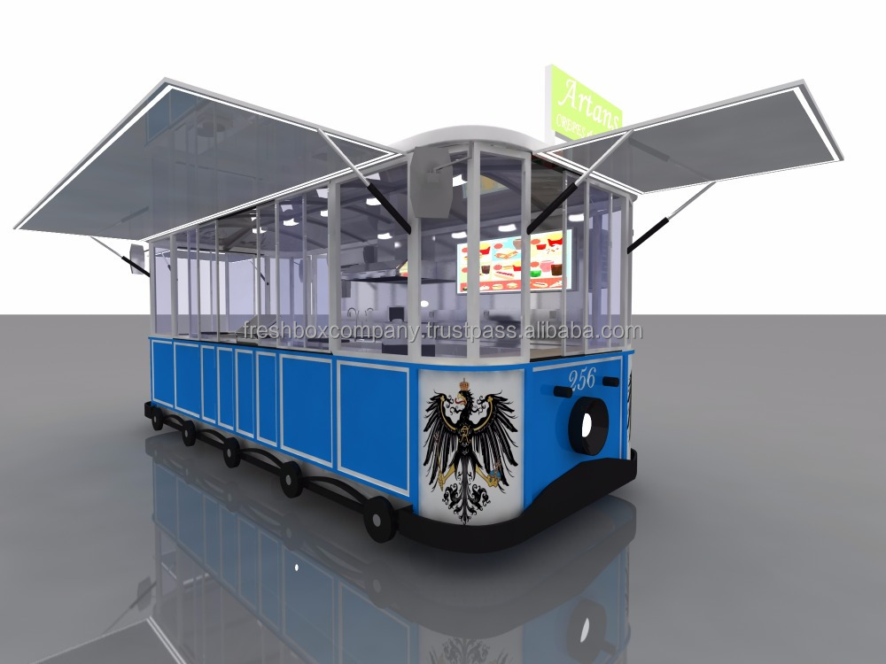 Tramway u bahn kiosque kiosque alimentaire kiosque for Kiosque exterieur
