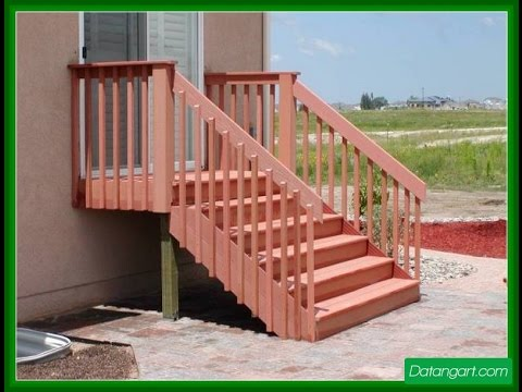 ... Rubber Stair Treads · Deck Stair Railing Lowes~Deck Stair Railing Lowes
