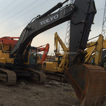 Used Volvo Crawler Excavator Ec460blc,Volvo 460 Volvo 460blc - Buy Used  Volvo Crawler Excavator,Volvo Excavators Ec 460blc,Cheap Volvo Excavator