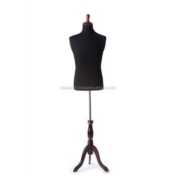 Wooden Stand Male Dress Form,Tailor Mannequin,Dressmaker Mannequin ...
