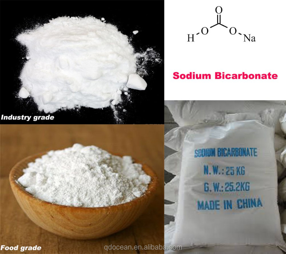 Wholesale price food grade Sodium Bicarbonate with bulk supply!