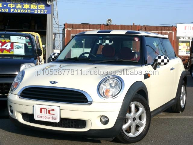 Good looking and japanese mini cooper prices with Good Condition MINI COOPER 2008