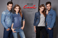 Jeans Jacket By Carvil