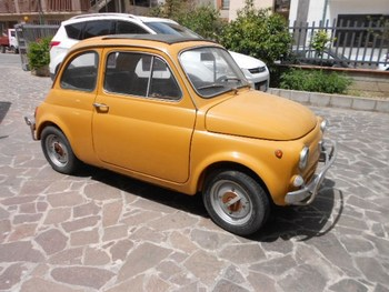 Old Classic Car Fiat 500 1972 Buy Fiat 500 Product On Alibaba Com