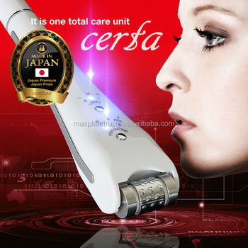 """certa"" beauty unit -- one total care device for the whole family Made in Japan"