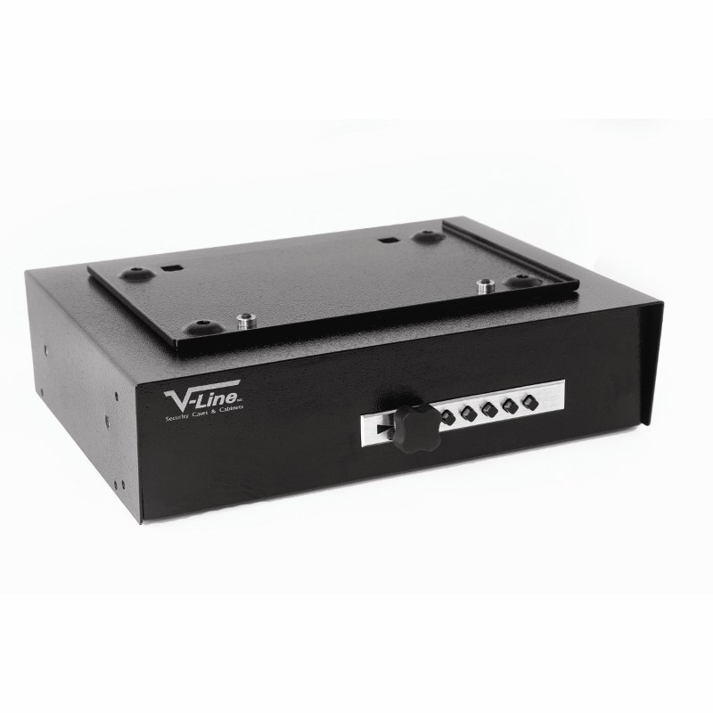 Hide-away Security Case Pistol Box Quick Access Safety Box