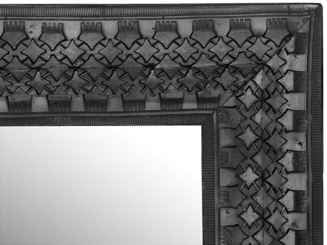 Grote Spiegels Goedkoop : Gerecycled fietsband rubber muur decoratieve spiegel grote