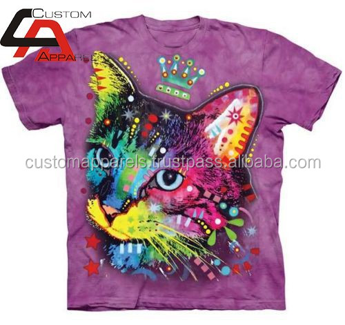 Wholesale Summer New Design Men Short Sleeves Men Printed T-shirt Bulk Buy Clothing/Sublimation Products for Women
