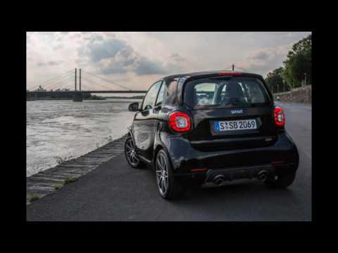 Smart Brabus ForTwo 2016 review